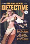 Thrilling Detective Stories, UK edition, September 1949