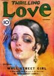 Thrilling Love, November 1931