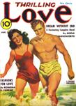 Thrilling Love, August 1941