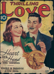 Thrilling Love, May 1946
