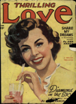 Thrilling Love, February 1950