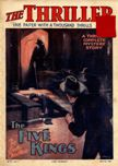The Thriller, May 4, 1929