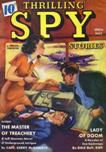 Thrilling Spy Stories, Spring 1940
