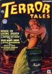 Terror Tales, September 1934