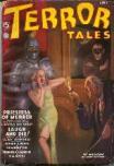 Terror Tales, April 1936
