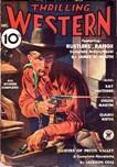 Thrilling Western, December 1934