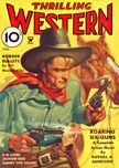 Thrilling Western, January 1935