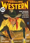 Thrilling Western, July 1935