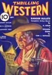 Thrilling Western, September 1935