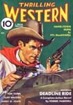 Thrilling Western, October 1935