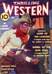Thrilling Western, January 1936