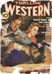Thrilling Western, March 1942