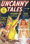 Uncanny Tales, August 1939