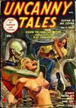 Uncanny Tales, November 1939