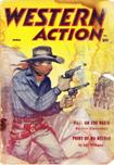 Western Action, March 1958