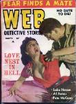 Web Detective Stories, September 1959