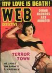 Web Detective Stories, December 1959