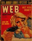 Web Detective Stories, August 1960