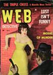 Web Detective Stories, October 1960
