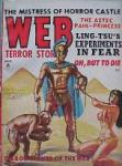 Web Terror Stories, March 1963
