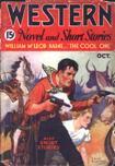 Western Novel and Short Stories, October 1934