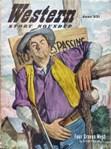 Western Story Roundup, June 1951