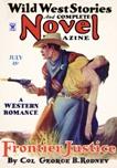 Wild West Stories, July 1935