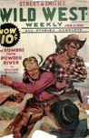 Wild West Weekly, January 11, 1936