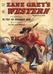 Zane Grey's Western Magazine, March 1951