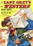 Zane Grey's Western Magazine, June 1952