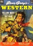 Zane Grey's Western Magazine, July 1953