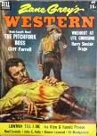 Zane Grey's Western Magazine, August 1953