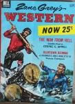 Zane Grey's Western Magazine, September 1953