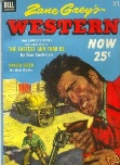 Zane Grey's Western Magazine, October 1953