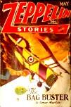 Zeppelin Stories, May 1929