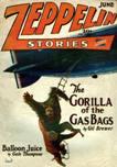Zeppelin Stories, June 1929