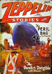 Zeppelin Stories, July 1929