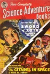 Two Complete Science-Adventure Books, Summer 1951