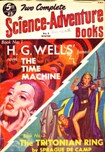 Two Complete Science-Adventure Books, Winter 1951
