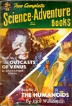Two Complete Science-Adventure Books, Spring 1952