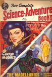 Two Complete Science-Adventure Books, Winter 1952