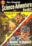 Two Complete Science-Adventure Books, Spring 1953