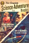 Two Complete Science-Adventure Books, Winter 1953