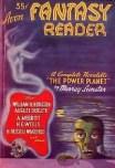 Avon Fantasy Reader #1, 1947