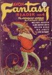 Avon Fantasy Reader #4, 1947