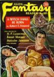 Avon Fantasy Reader #10, 1949