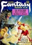 Avon Fantasy Reader #18, 1952