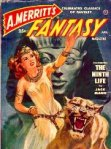 A. Merritt's Fantasy Magazine, April 1950