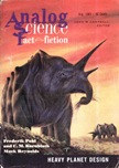 Analog, August 1961