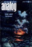 Analog, August 1970